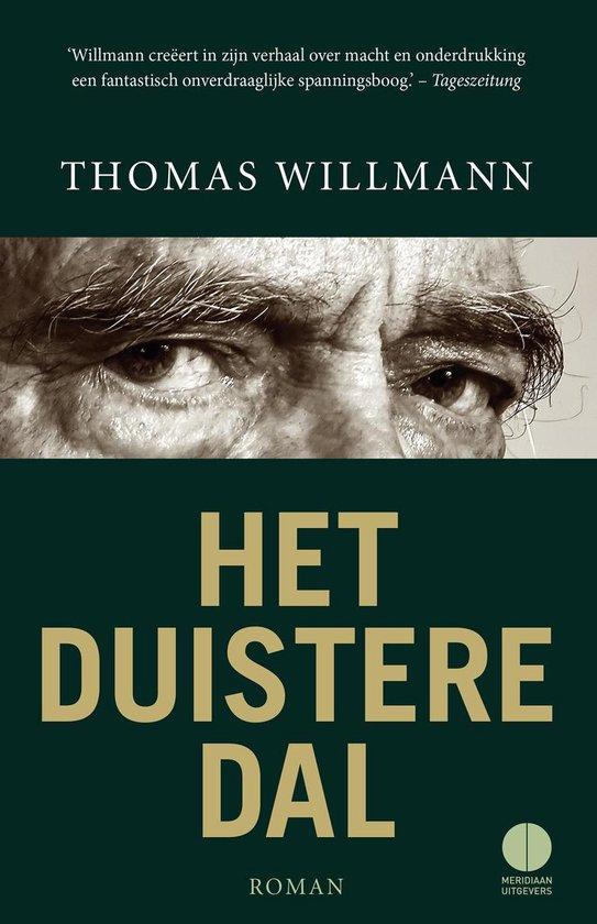 Het duistere dal - Thomas Willmann |