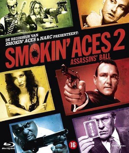 Cover van de film 'Smokin Aces 2'