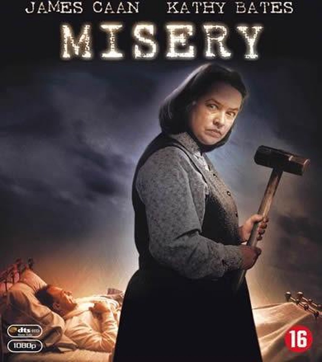 Misery (Blu-ray) - Movie