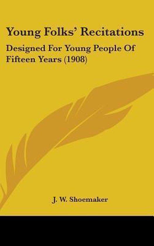 Young Folks' Recitations