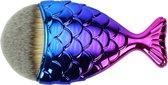 Beau - Mermaid Penseel - Pink Blue