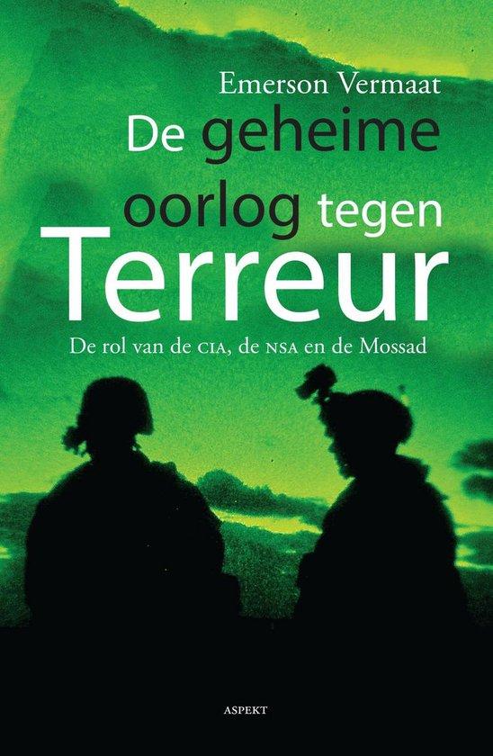 De geheime oorlog tegen terreur - Emerson Vermaat pdf epub