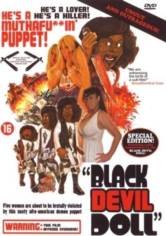 Cover van de film 'Black Devil Doll'