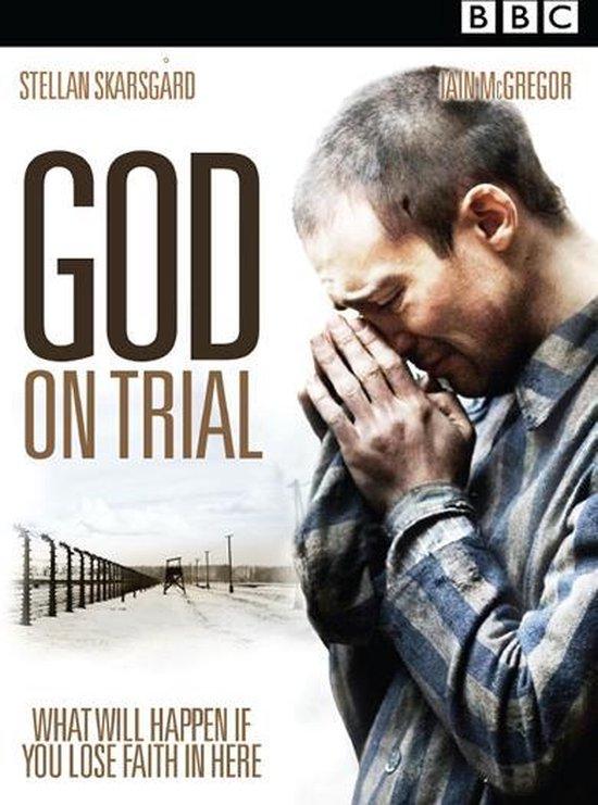 Cover van de film 'God On Trial'