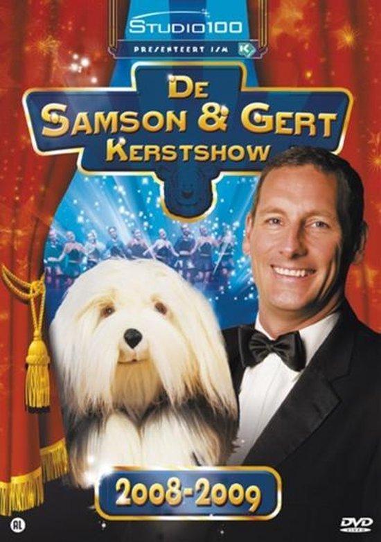 Cover van de film 'Samson & Gert - De Samson & Gert Kerstshow 2008/2009'