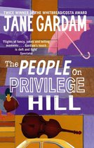 Omslag The People On Privilege Hill