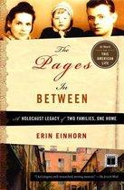 Boek cover The Pages In Between van Erin Einhorn (Paperback)