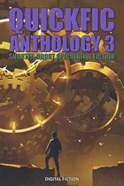 Boek cover Quickfic Anthology 3 van Digital Fiction