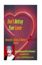 Do not Betray your Lover (English version)