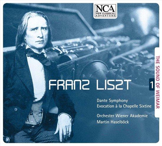 Liszt: The Sound Of Weimar Vol. 1