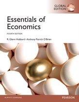 Boek cover Essentials of Economics, Global Edition van Glenn Hubbard
