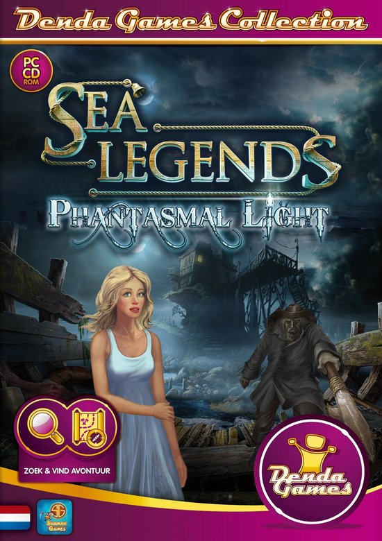 Sea Legends: Phantasmal Light – Collector's Edition – Windows