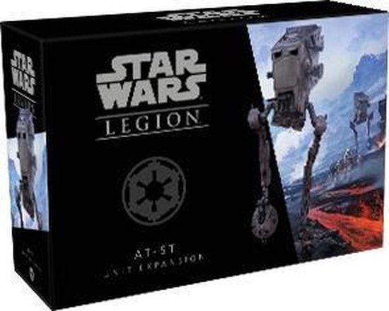 Afbeelding van het spel Star Wars Legion AT-ST Unit Expansion