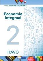 Economie Integraal havo Leeropgavenboek 2