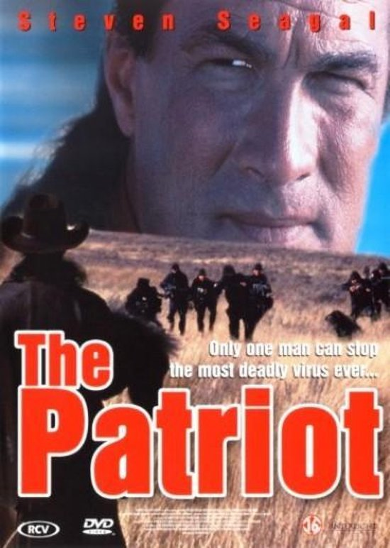Cover van de film 'The Patriot'