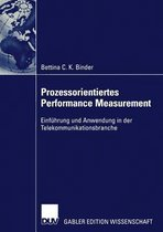 Prozessorientiertes Performance Measurement