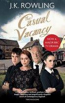 Boek cover The Casual Vacancy van J.K. Rowling (Onbekend)