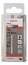 Bosch - Metaalboren HSS-G, Standard 4,4 x 47 x 80 mm