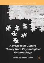 Boek cover Advances in Culture Theory from Psychological Anthropology van