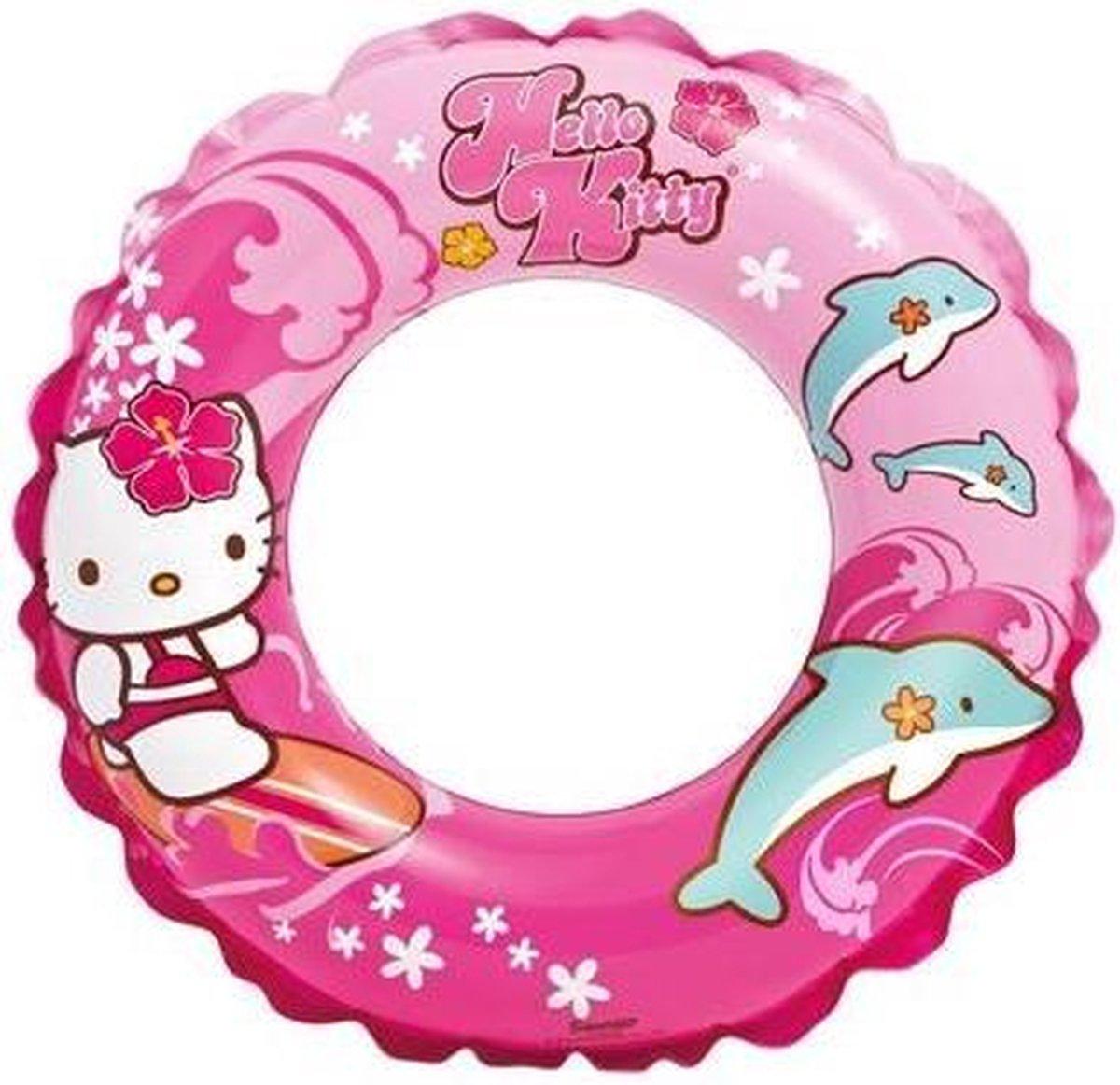 Intex Hello Kitty Zwemring 51