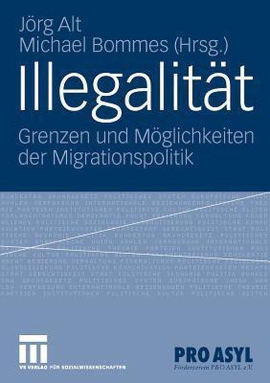 Boek cover Illegalitat van  (Paperback)