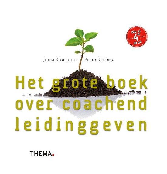 Het grote boek over coachend leidinggeven - Joost Crasborn  
