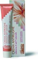 Biologische antirimpelcrème met vitamine E en F