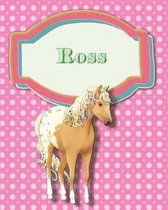Handwriting and Illustration Story Paper 120 Pages Ross