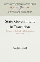 State Government in Transition