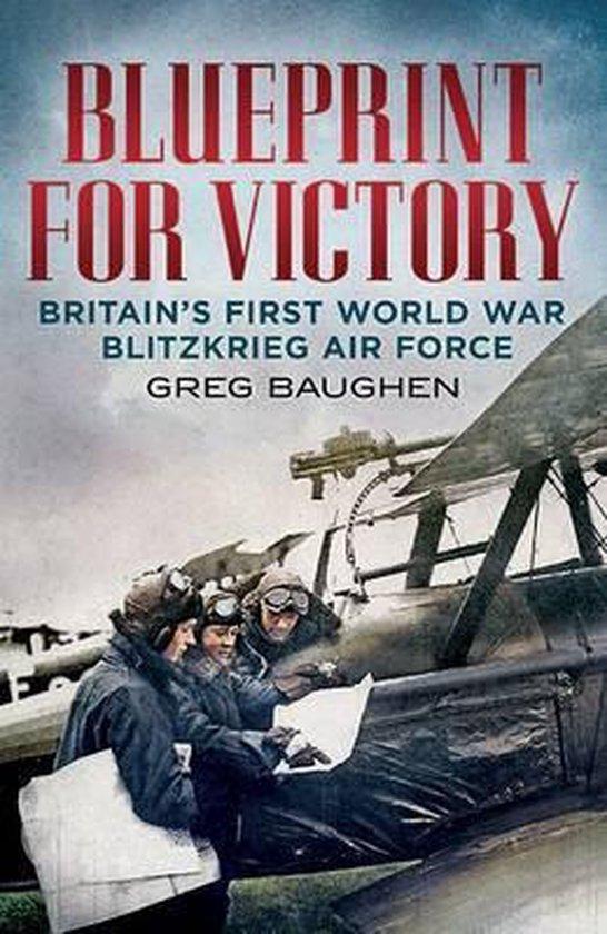 Boek cover Blueprint for Victory van Greg Baughen (Hardcover)