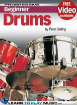 Boek cover Drum Lessons for Beginners van Learntoplaymusic.com