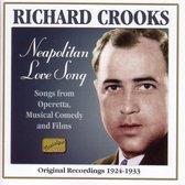 Crooks R.:Neapolitan Love Song