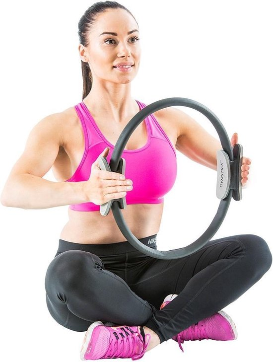 Gymstick Pilates Ring - Met trainingsvideo's