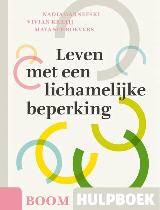 Boom Hulpboek - Leven met een lichamelijke beperking - Nadia Garnefski   Fthsonline.com