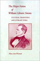 Omslag Major Fiction of William Gilmore Simms