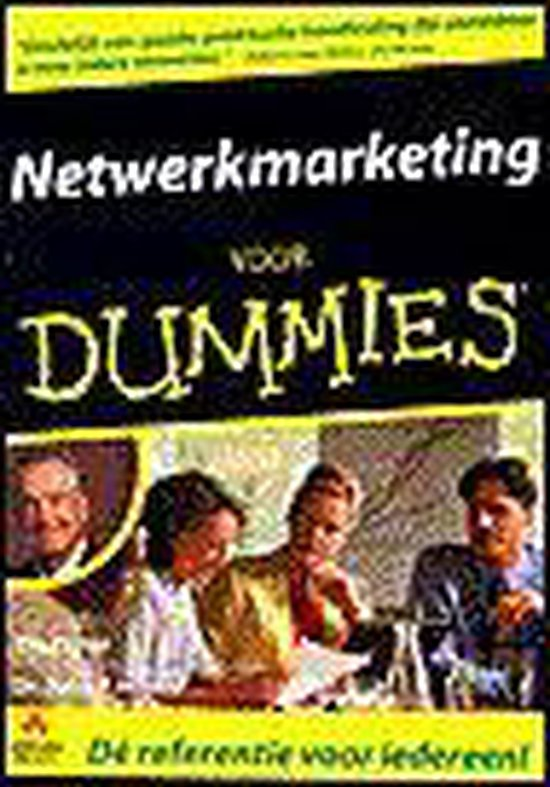 Netwerkmarketing voor Dummies