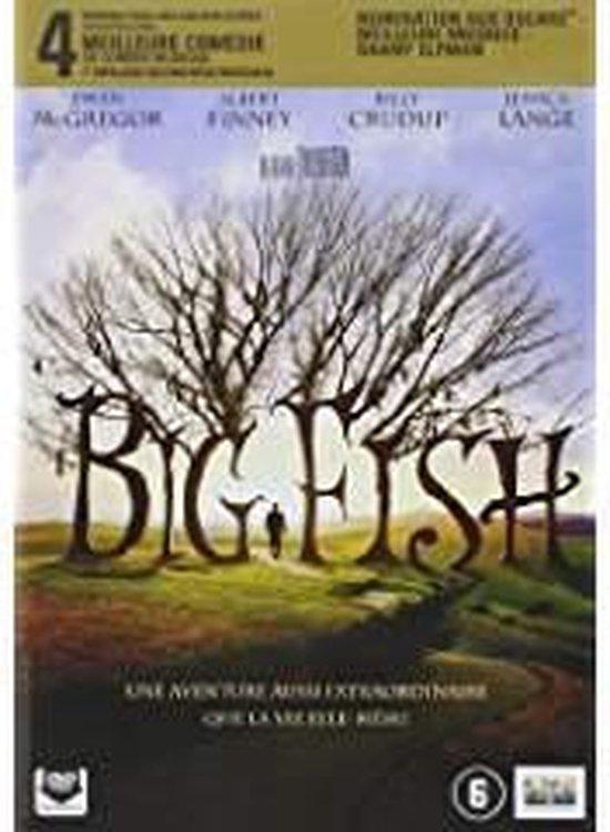 Cover van de film 'Big Fish'
