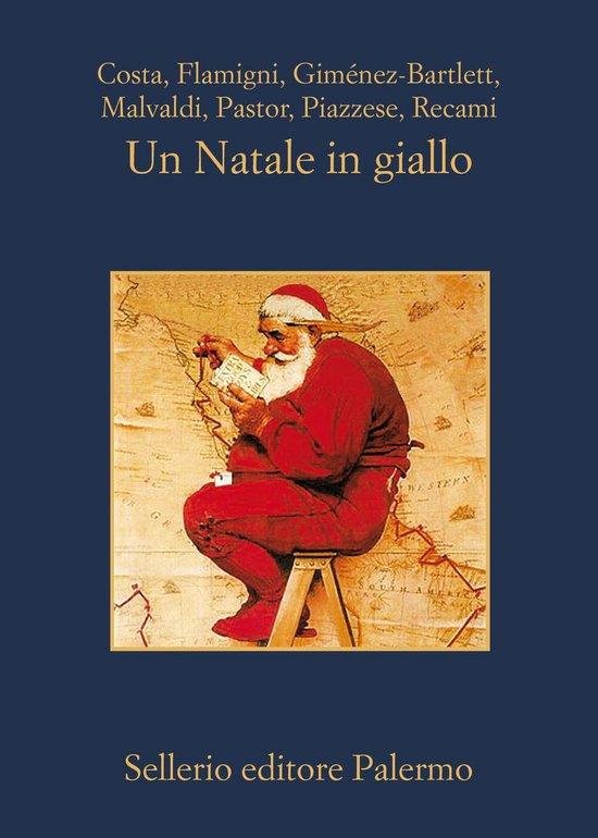 Boek cover Un Natale in giallo van Gian Mauro Costa (Onbekend)