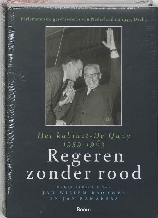 Regeren zonder rood - J.W. Brouwer  
