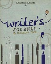 Writer's Journal & Coloring Book