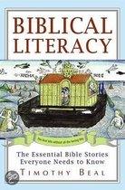 Boek cover Biblical Literacy van Timothy Beal