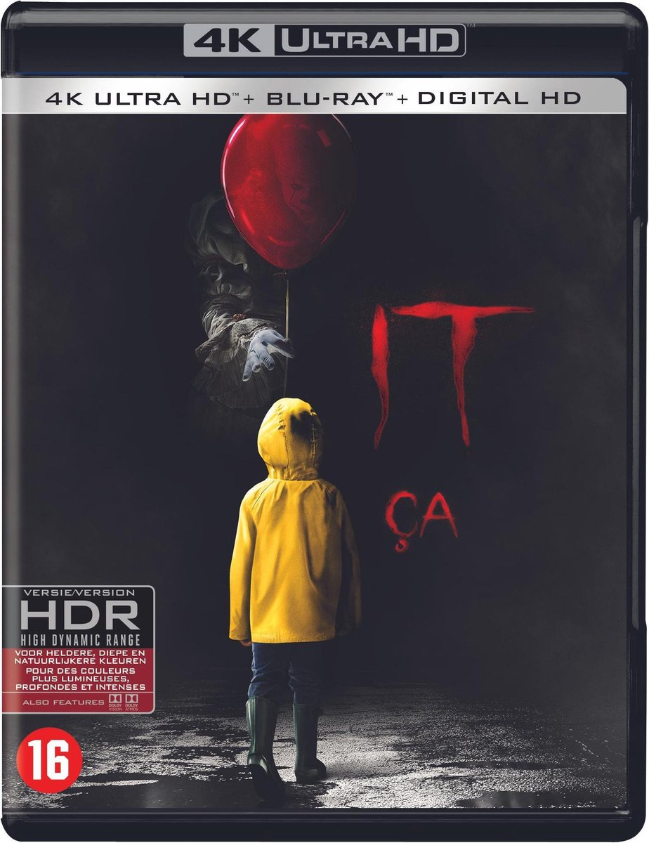 It (4K Ultra HD Blu-ray)-