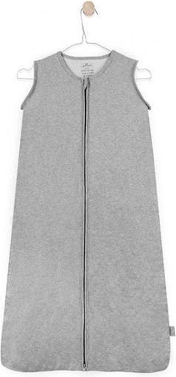 Slaapzak zomer 90cm jersey grijs melee - Jollein