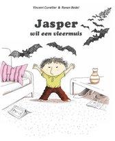 Omslag Jasper wil een vleermuis