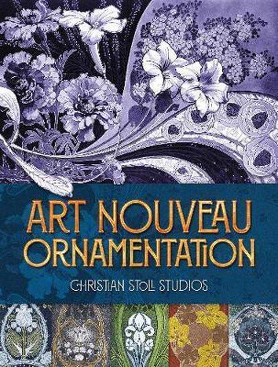 Art Nouveau Ornamentation