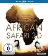 African Safari (3D Blu-ray)