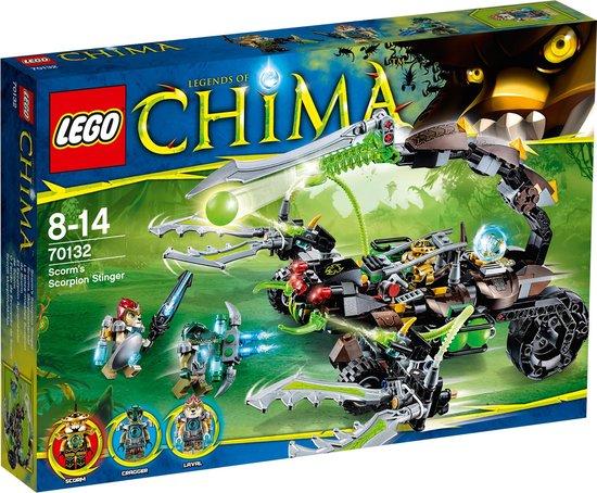 LEGO Chima Scorm�s Scorpion Stinger - 70132