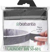 Brabantia Waszak voor Wasmand - 50/60 l - Grijs