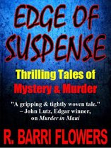 Omslag EDGE OF SUSPENSE: Thrilling Tales of Mystery & Murder