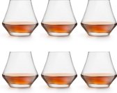 Libbey Whiskyglas - Gles - 29 cl / 290 ml - 6 stuks - hoge kwaliteit - luxe design - vaatwasserbestendig